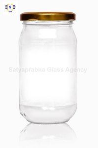 400 Gm Lug Jar