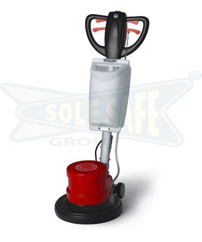 Single Disc Scrubbing Machine