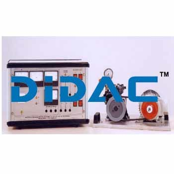 Three Phase Motor Testing And Failure Simulation Set