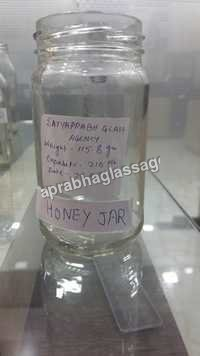 200 Gm Round Honey Jar