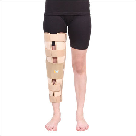 KNEE BRACE (IMMOBILIZER) LONG 22INCH