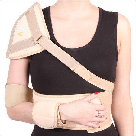 Shoulder Support Elastic Immobilizer