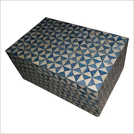 Bone Inlaid Jewellary Box