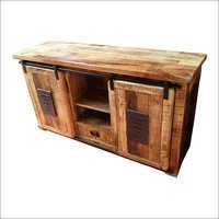 1 Drawer 2 Sliding Doors Sideboard