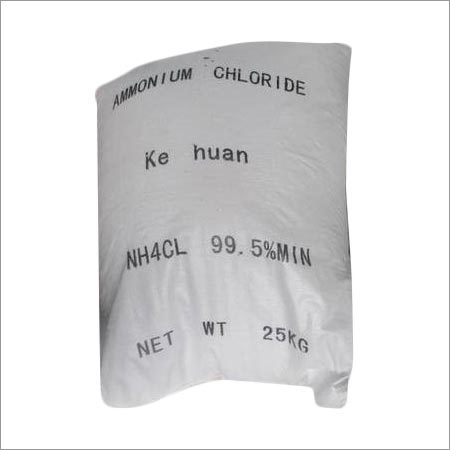 Ammonium Chloride For Industrial