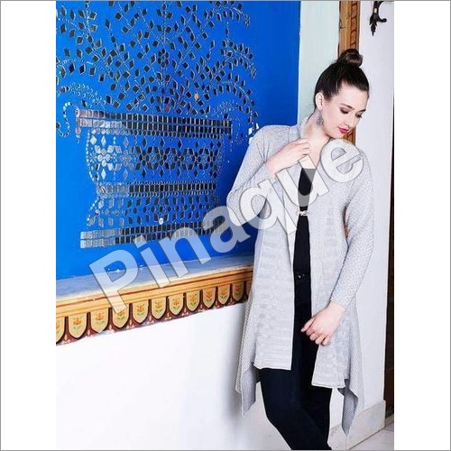 Fancy Woolen Cardigan
