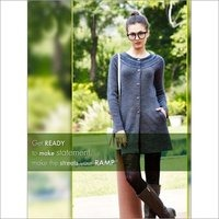 Modern Ladies Cardigan