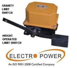 Gravity Limit Switch Crane