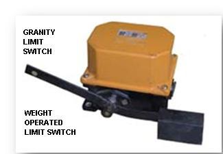 Weight Opreted Limit Switch