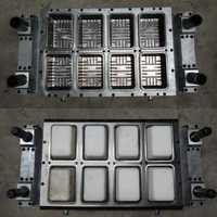 Container Thermoforming moulds