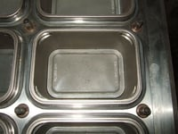 Glass Thermoforming moulds