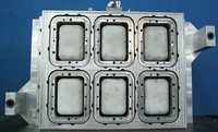 Thermoforming container moulds
