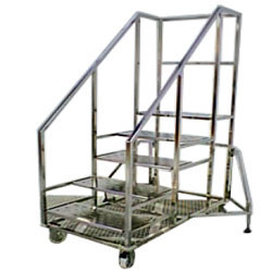 SS Staircase Trolley