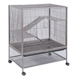 SS Cage Trolleys