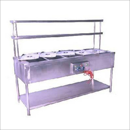 Bain Marie and Cooking Stall