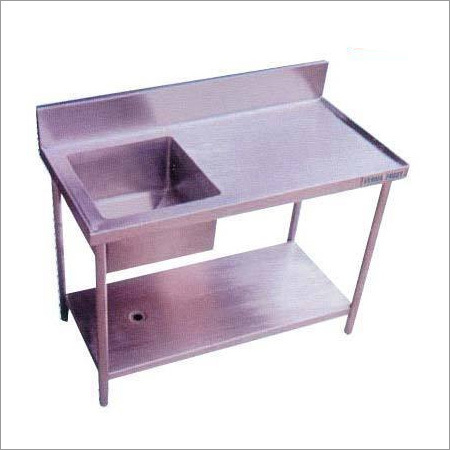 SS Table and Rack