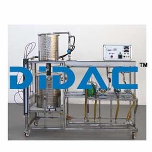 Oil Pumps Assembly Testing Bench