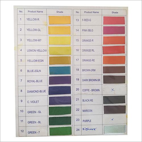 Solvent Yellow Dye