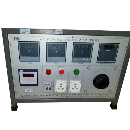 DC POWER ANALYZER