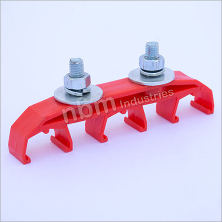 3 Pole Bolt Joint Type Hanger Clamp
