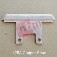 Current Collector Copper Shoe : 125Amp