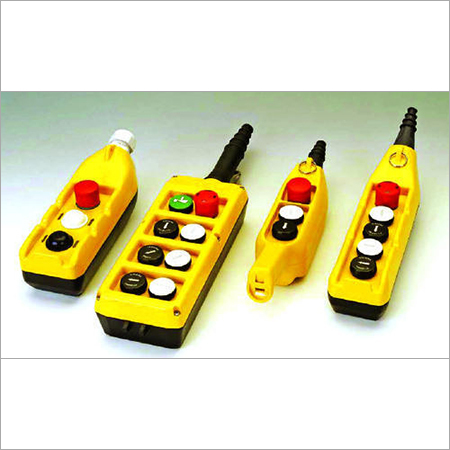 Pendant Push Button Station for Crane