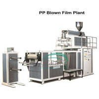 PP Blown Film Plant