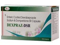 Dexrabeprazole 10mg+ domperidone 30mg SR