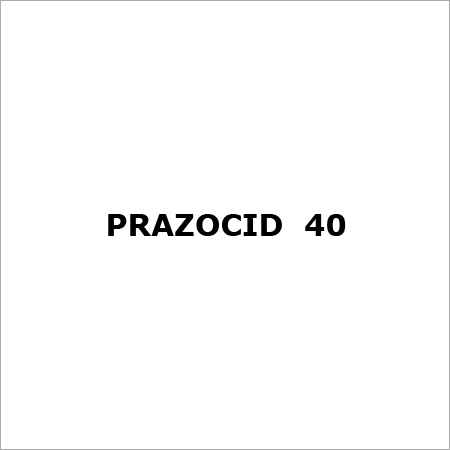 PRAZOCID 40