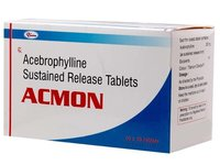 Acebrophylline 200mg sustained release