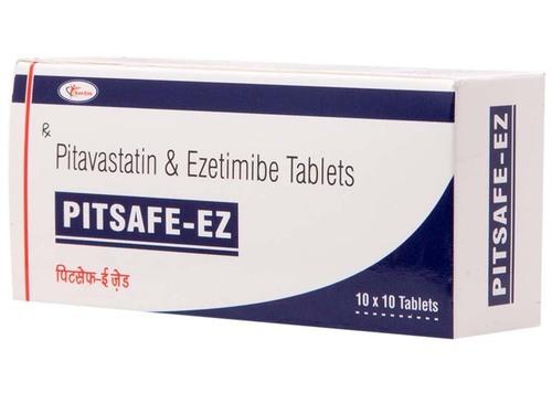 Pitavastatin 2mg+Ezitimibe 10mg