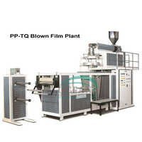 PP-TQ Blown Film Plant