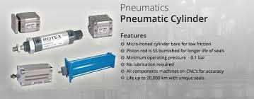 Pneumatics Cylinder