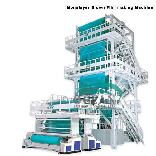 Monolayer Blown Film making Machine