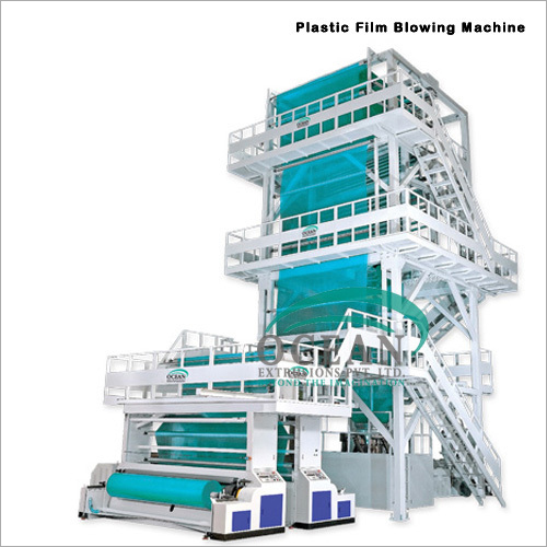 Blown Film Machinery Mono Layer