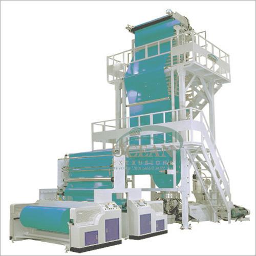 HDPE Blow Film Extrusion Machine/Line/Plant