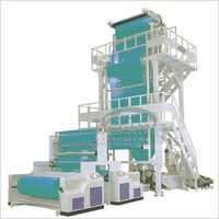 HDPE Blow Film Extrusion Machine/Line/Plant
