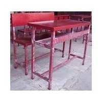 School Desk & Bench
