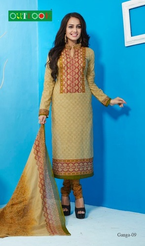 Cotton Dress Material - GANGA