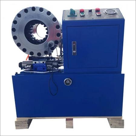 Hydraulic Hose Punching Machine