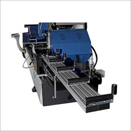 Double Head Aluminum Cutting Machine