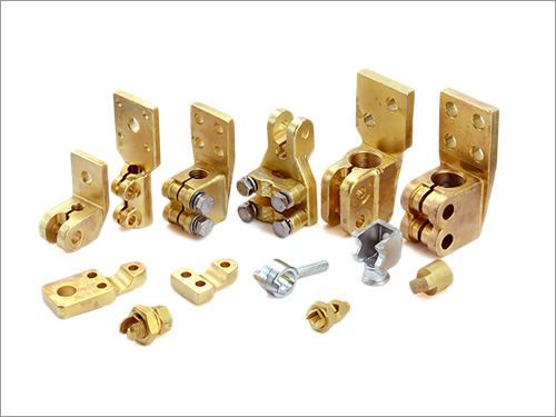Brass LV HV Bushings for Transformer