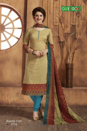 Cotton Dress Material - SANJUKTA
