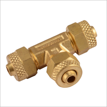 Brass PU Fittings