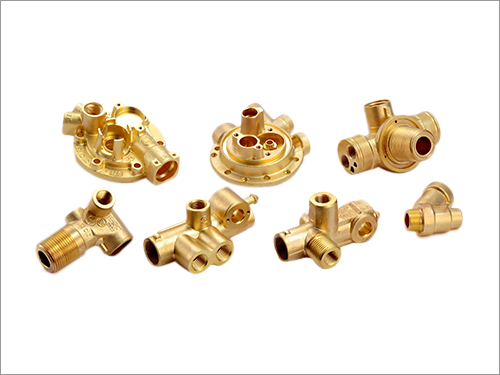 Brass CNG Fittings