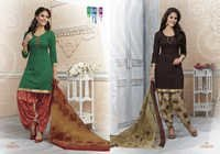 Indian Salwar kameez Cotton