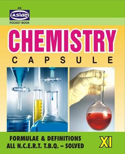 CHEMISTRY CAPSULE CLASS 11 Publisher In Delhi,CHEMISTRY