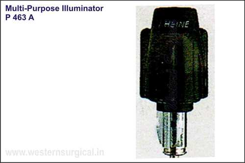 MULTI-PURPOSE ILLUMINATION