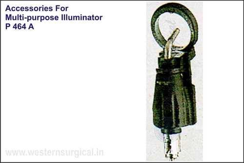 ENT (Accessories for multi-purpose illuminator)