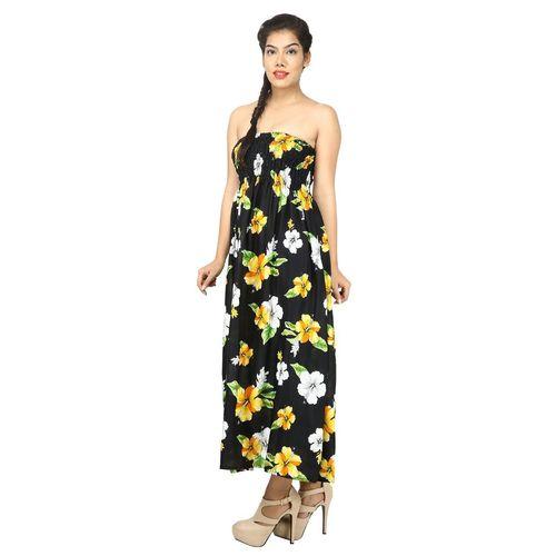 Designer Off Shoulder Dress